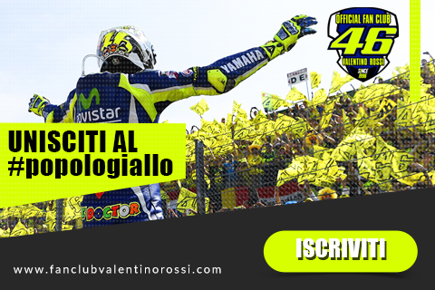 OFFICIAL FAN CLUB VALENTINO ROSI